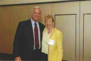 Kathi & Jack Canfield April 09