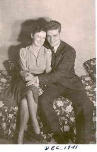 Ma and pop dec 1941