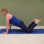 knee push up