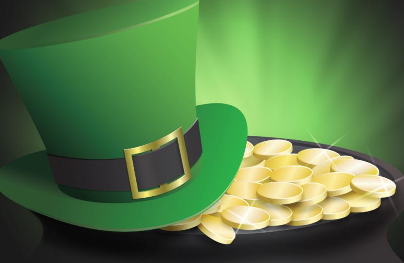 Irish Blarney for St. Patrick's Day