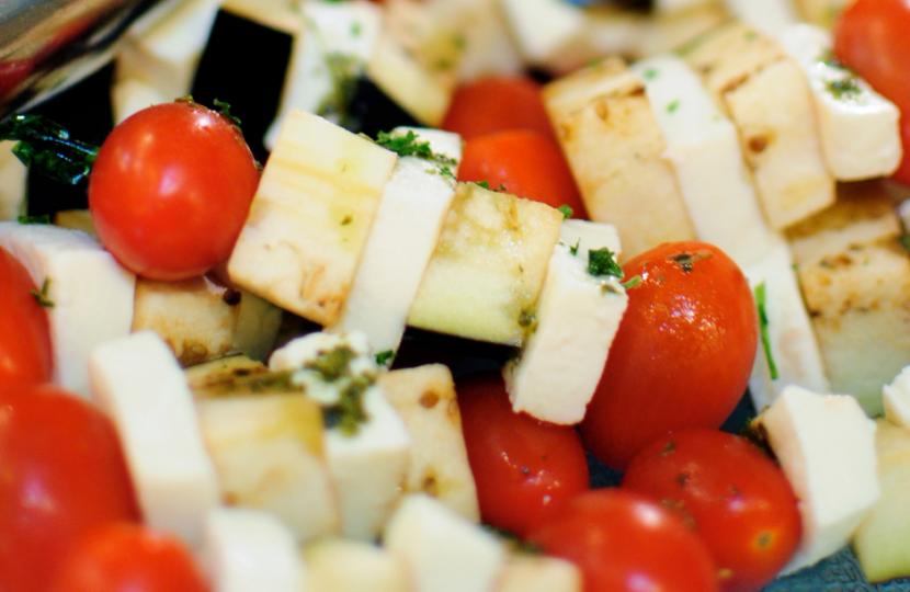 healthy simple summer picnic recipe